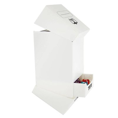 Ultimate Guard Deck'n'Tray Case 100+ Standard Size White