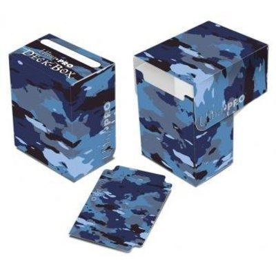 Ultra Pro Deckbox Navy Camo