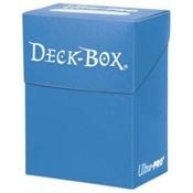 Ultra Pro Deckbox Solid Lichtblauw