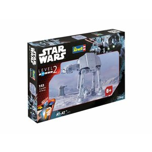 Star Wars EasyKit Model Kit AT-AT 38 cm