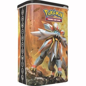 Pokemon TCG Elite Trainer Deck Shield Solgaleo