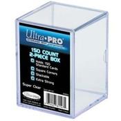 Ultra Pro Perspex opruimbox voor 150 kaarten
