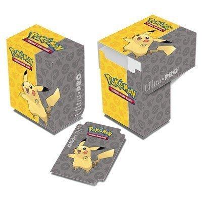 Ultra Pro Pikachu Deckbox