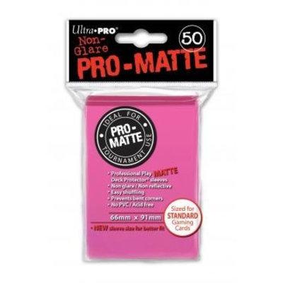 Ultra Pro Neon Roze Matte
