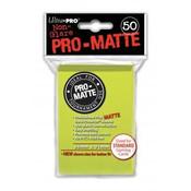 Ultra Pro Neon Geel Matte