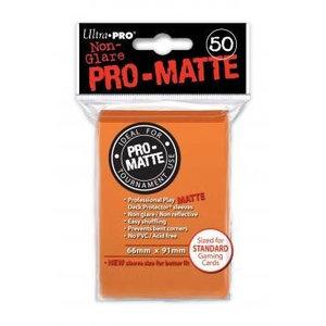 Ultra Pro Oranje Matte
