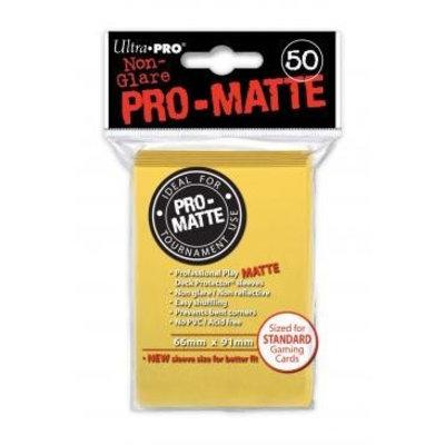 Ultra Pro Geel Matte