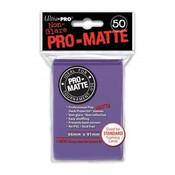 Ultra Pro Paars Matte