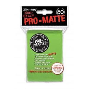 Ultra Pro Lime Groen Matte