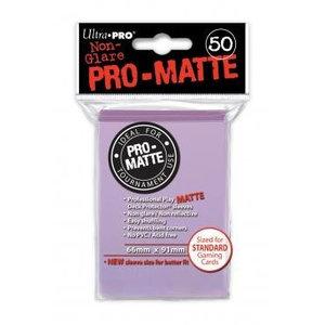 Ultra Pro Lila Matte