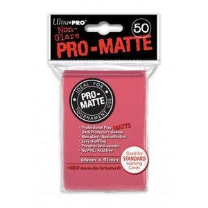 Ultra Pro Fuchsia Matte