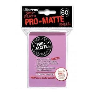 Ultra Pro Roze Matte