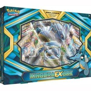 Pokemon TCG Kingdra-EX Box
