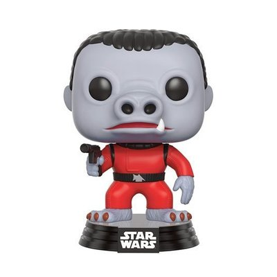 Funko POP! Star Wars Snaggletooth Red Variant Vinyl Figure 10cm Limited