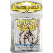 Dragon Shield Standard Sleeves White (50 Sleeves)