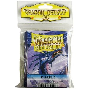 Dragon Shield Standard Sleeves Purple (50 Sleeves)