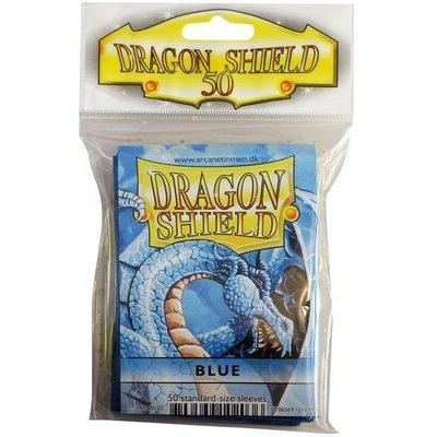 Dragon Shield Standard Sleeves Blue (50 Sleeves)