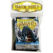 Dragon Shield Standard Sleeves Black (50 Sleeves)