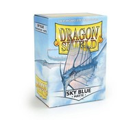 Dragon Shield Standard Sleeves Matte Sky Blue (100 Sleeves)