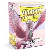 Dragon Shield Standard Sleeves Matte Pink (100 Sleeves)