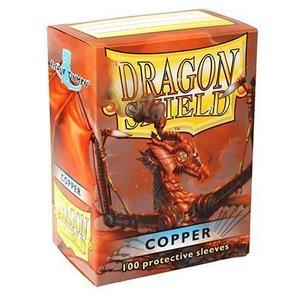 Dragon Shield Standard Sleeves Copper (100 Sleeves)