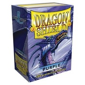 Dragon Shield Standard Sleeves Purple (100 Sleeves)