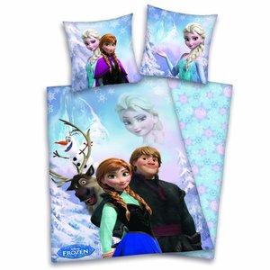 Disney Frozen Dekbed 140x200/65x65 cm
