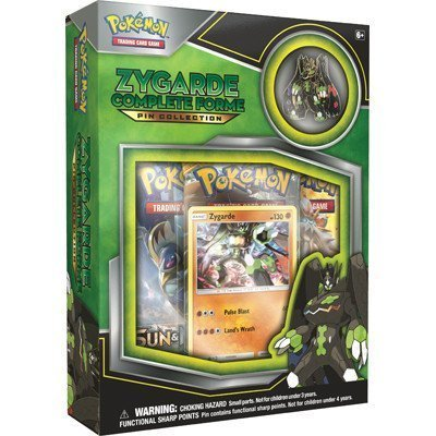 Pokemon TCG Zygarde Complete Collection Box
