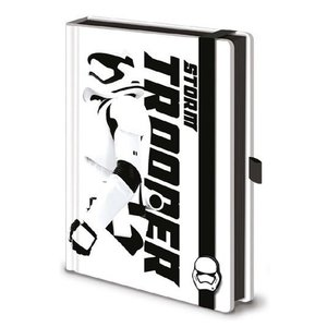 Star Wars Premium Notebook A5 Stormtrooper