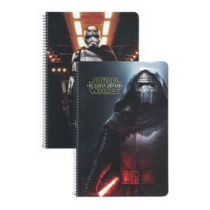 Star Wars Notebook A4 Character X-Wing Pilot