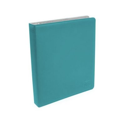 Ultimate Guard Supreme Collector's Album 3-ring XenoSkin Slim Petrol Blue