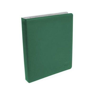 Ultimate Guard Supreme Collector's Album 3-ring XenoSkin Slim Green