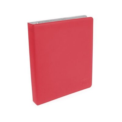 Ultimate Guard Supreme Collector's Album 3-ring XenoSkin Slim Red