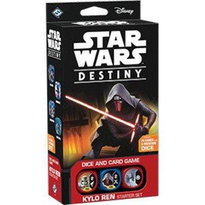 Star Wars Destiny Kylo Ren Starter Set
