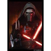Fantasy Flight Games Kylo Ren Artwork Limited Edition Sleeves: Star Wars The Force Awakens