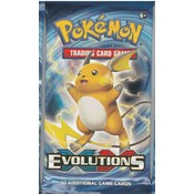 Pokemon TCG Evolutions XY12 Booster Pack