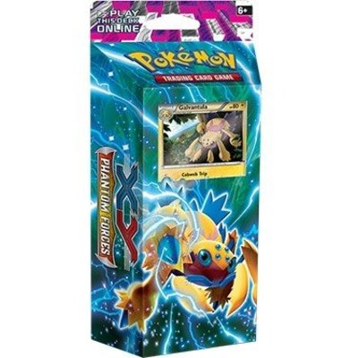 Pokemon TCG Phantom Forces XY4 ''Bolt Twister'' Theme Deck - Galvantula