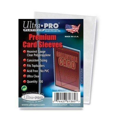 Ultra Pro Platinum Card Sleeves