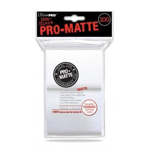 Ultra Pro Voordeelpack Wit Matte