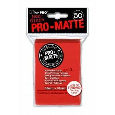 Ultra Pro Perzik Matte