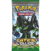 Pokemon TCG Fates Collide XY10 Booster Pack