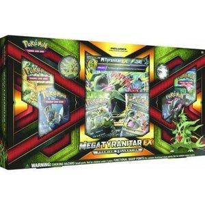 Pokemon TCG Mega Tyranitar EX Premium Collection Box