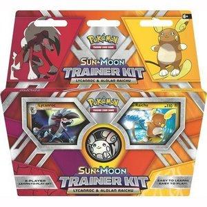 Pokemon TCG Sun & Moon Trainer Kit