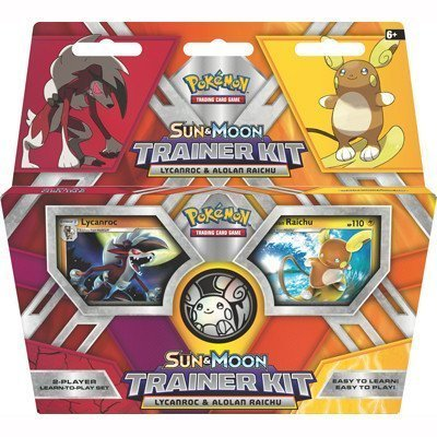 Pokemon TCG Sun & Moon Trainer Kit
