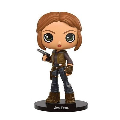 Funko POP! Rogue One Jyn Erso Bobble Head 15cm