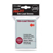 Ultra Pro PRO-Fit Standard Side Load Deck Protectors