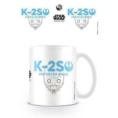 Star Wars Rogue One Mok K-2SO