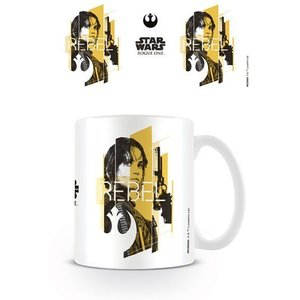 Star Wars Rogue One Mok Jyn Rebel