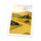 Ultimate Guard Printed Sleeves Standard Size Lands Edition Plains I (80)