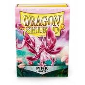 Dragon Shield Dragon Shield Standard Sleeves - Matte Pink (60 Sleeves)
